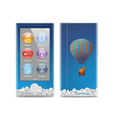 Apple iPod Nano (7G) Skin - Flying Elephant