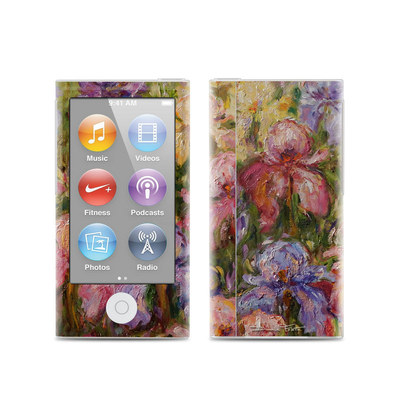Apple iPod Nano (7G) Skin - Field Of Irises