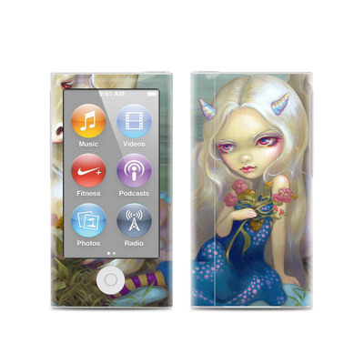 Apple iPod Nano (7G) Skin - Fiona Unicorn