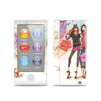 Apple iPod Nano (7G) Skin - Gallaria