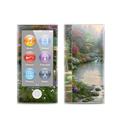 Apple iPod Nano (7G) Skin - Garden Of Prayer