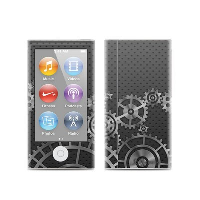 Apple iPod Nano (7G) Skin - Gear Wheel
