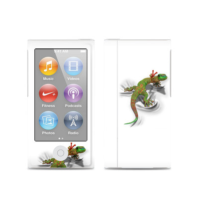 Apple iPod Nano (7G) Skin - Gecko