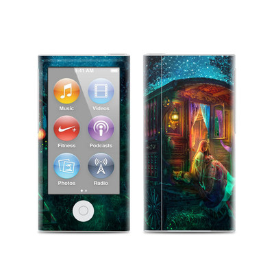 Apple iPod Nano (7G) Skin - Gypsy Firefly