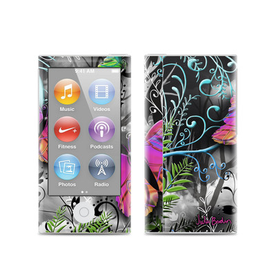 Apple iPod Nano (7G) Skin - Goth Forest