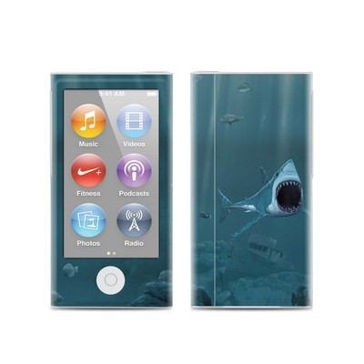 Apple iPod Nano (7G) Skin - Great White
