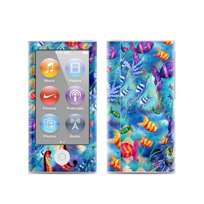 Apple iPod Nano (7G) Skin - Harlequin Seascape