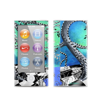 Apple iPod Nano (7G) Skin - Haunted Tree