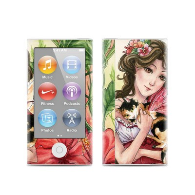 Apple iPod Nano (7G) Skin - Hibiscus Fairy