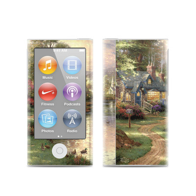 Apple iPod Nano (7G) Skin - Hometown Lake