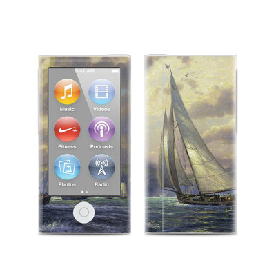 Apple iPod Nano (7G) Skin - New Horizons