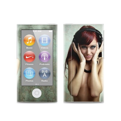 Apple iPod Nano (7G) Skin - Headphones