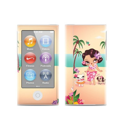 Apple iPod Nano (7G) Skin - Hula Lulu