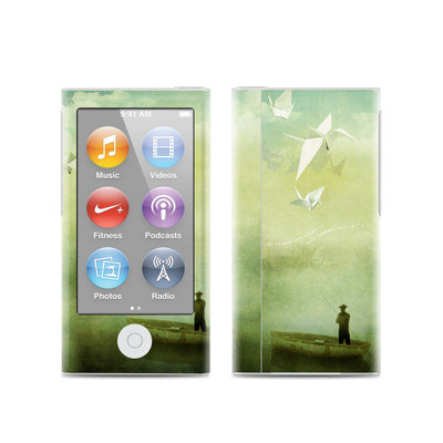 Apple iPod Nano (7G) Skin - If Wishes
