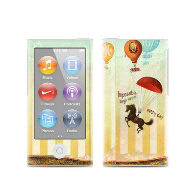 Apple iPod Nano (7G) Skin - Impossible