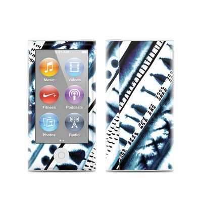 Apple iPod Nano (7G) Skin - Indigo