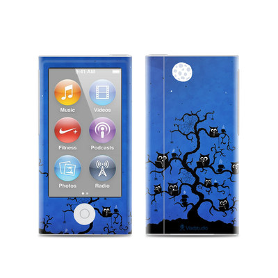 Apple iPod Nano (7G) Skin - Internet Cafe