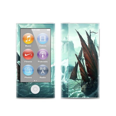 Apple iPod Nano (7G) Skin - Into the Unknown