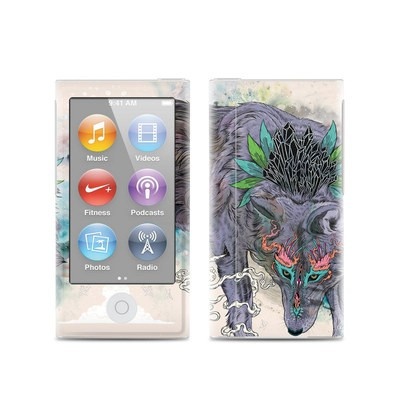Apple iPod Nano (7G) Skin - Journeying Spirit
