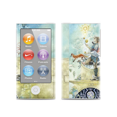 Apple iPod Nano (7G) Skin - Libra