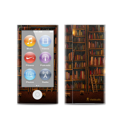 Apple iPod Nano (7G) Skin - Library