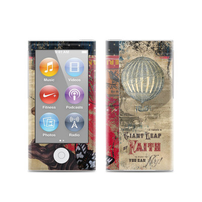 Apple iPod Nano (7G) Skin - Leap Of Faith