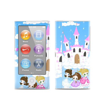 Apple iPod Nano (7G) Skin - Little Princesses
