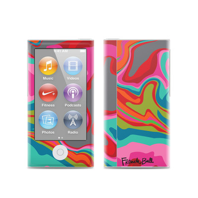 Apple iPod Nano (7G) Skin - Marble Bright