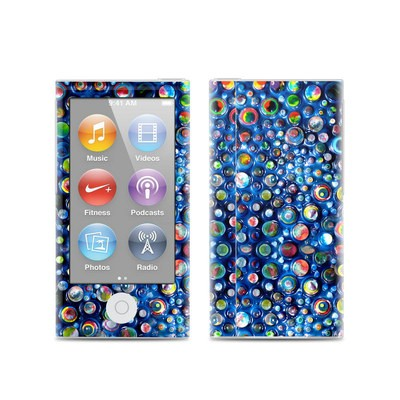 Apple iPod Nano (7G) Skin - My Blue Heaven