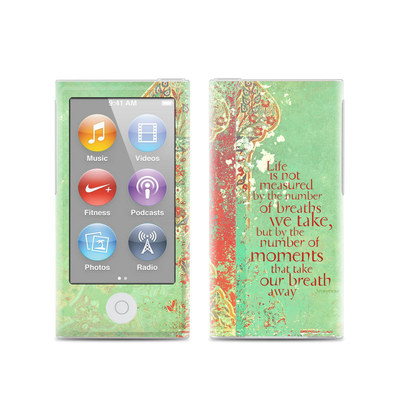 Apple iPod Nano (7G) Skin - Measured