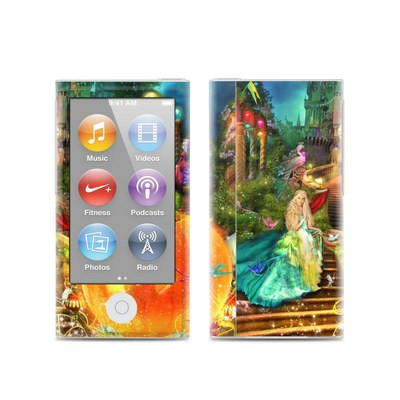 Apple iPod Nano (7G) Skin - Midnight Fairytale