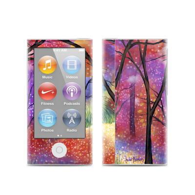 Apple iPod Nano (7G) Skin - Moon Meadow