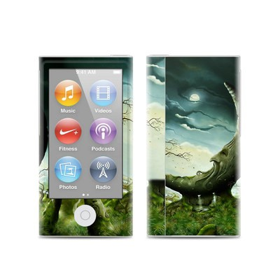 Apple iPod Nano (7G) Skin - Moon Stone