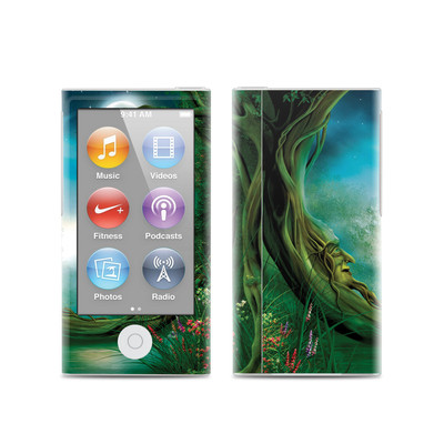 Apple iPod Nano (7G) Skin - Moon Tree