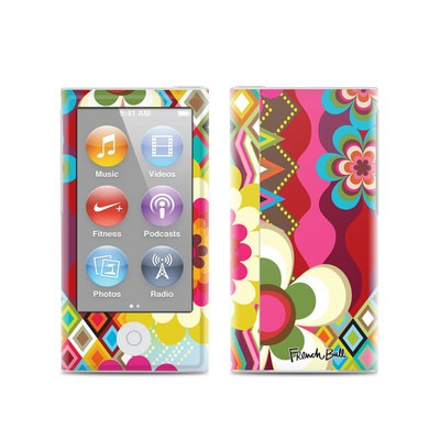 Apple iPod Nano (7G) Skin - Mosaic