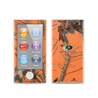 Apple iPod Nano (7G) Skin - Break-Up Lifestyles Autumn