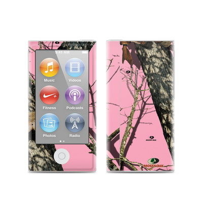 Apple iPod Nano (7G) Skin - Break-Up Pink