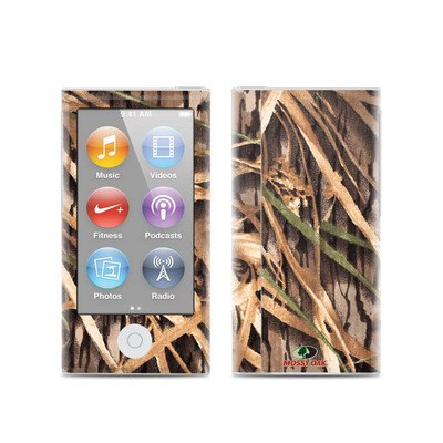 Apple iPod Nano (7G) Skin - Shadow Grass