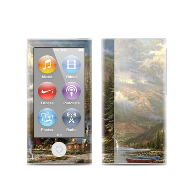 Apple iPod Nano (7G) Skin - Mountain Majesty