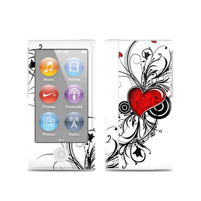 Apple iPod Nano (7G) Skin - My Heart