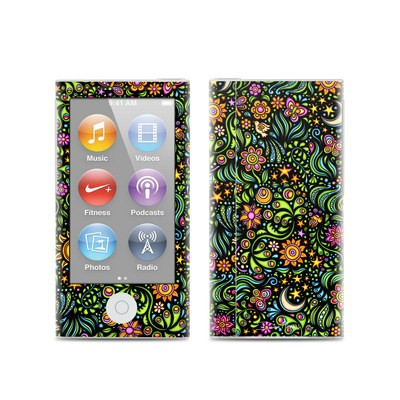 Apple iPod Nano (7G) Skin - Nature Ditzy