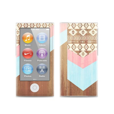 Apple iPod Nano (7G) Skin - Native