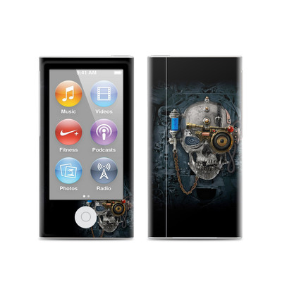 Apple iPod Nano (7G) Skin - Necronaut