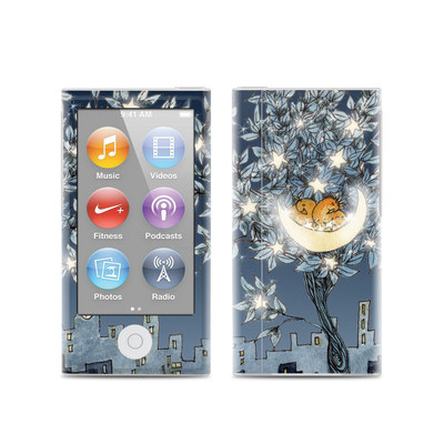 Apple iPod Nano (7G) Skin - Nesting
