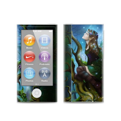 Apple iPod Nano (7G) Skin - Nightshade Fairy