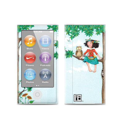 Apple iPod Nano (7G) Skin - Never Alone