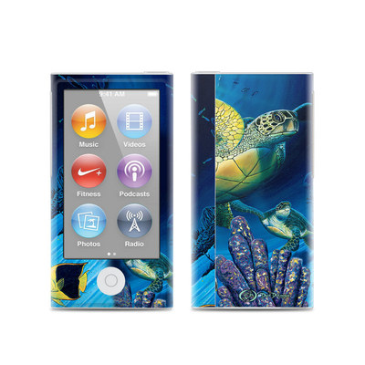 Apple iPod Nano (7G) Skin - Ocean Fest