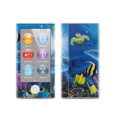 Apple iPod Nano (7G) Skin - Ocean Friends
