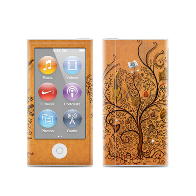 Apple iPod Nano (7G) Skin - Orchestra