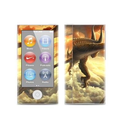 Apple iPod Nano (7G) Skin - Over the Clouds